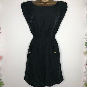 Guess black sleeveless dress